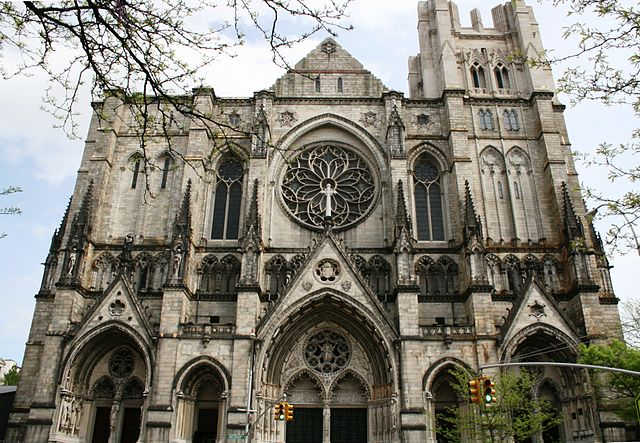 History of The Cathedral of Saint John the Divine