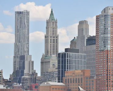 New York's Woolworth Building: The Original Cathedral Of Commerce