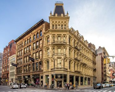 History of New York's Lord & Taylor Department Store